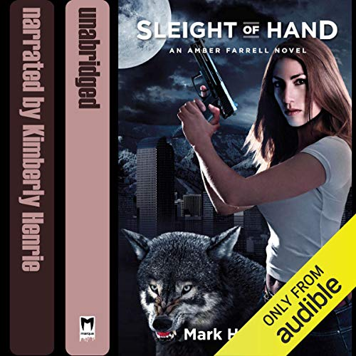 Sleight of Hand audiobook cover art