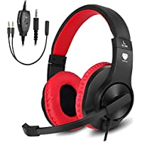 Butfulake Stereo Gaming Headset with Mic