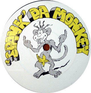 Spank Da Monkey - Naughty But Nice EP - Mousetrap Records