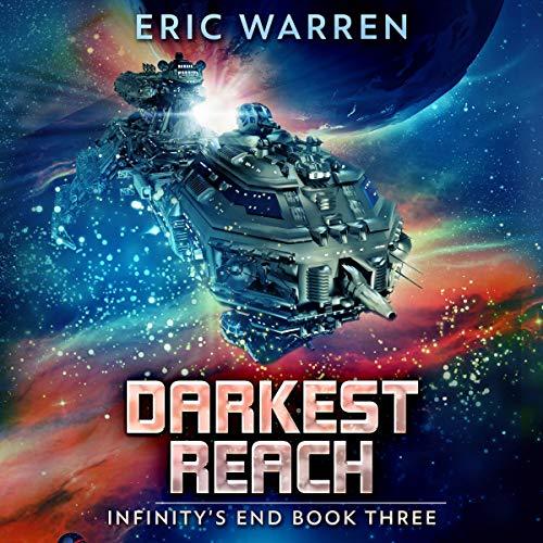 Darkest Reach audiobook cover art
