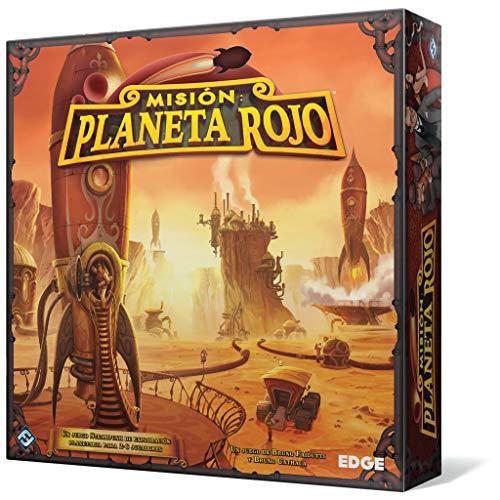 Edge Entertainment – Mission: Roter Planeten, Brettspiel (EDGVA93), Modelle