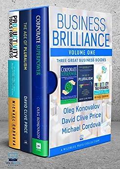 BUSINESS BRILLIANCE: Volume One (Boxed Set) by [Oleg Konovalov, David Clive Price, Michael Cordova]