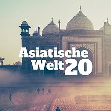 Asiatische Welt 20 - entspannende Lieder aus dem Land des Friedens, des Glücks und der Ruhe