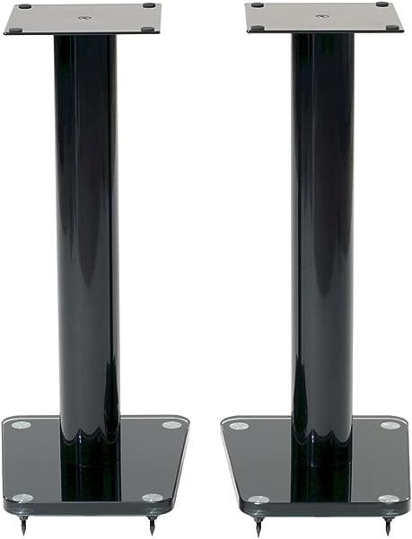 TransDeco TD24B Speaker Stands 24 Black