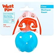 West Paw Design Jive Zogoflex Durable Ball Dog Chew Toy