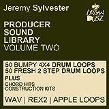 UK Jeremy Sylvester Producer Sound Library Volume 2 presenta una impresionante variedad de muestras de UK Garage, 2 Step, Bumpy 4x4 Loops y Deep House y bucles de alta calidad de 24DJ| DVD non BOX