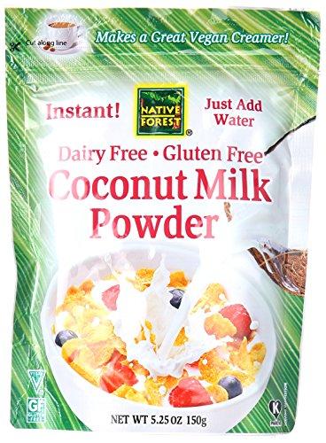 Native Forest - Polvo de leche de coco de Vegan - 5.25...