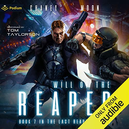 Will of the Reaper cover art