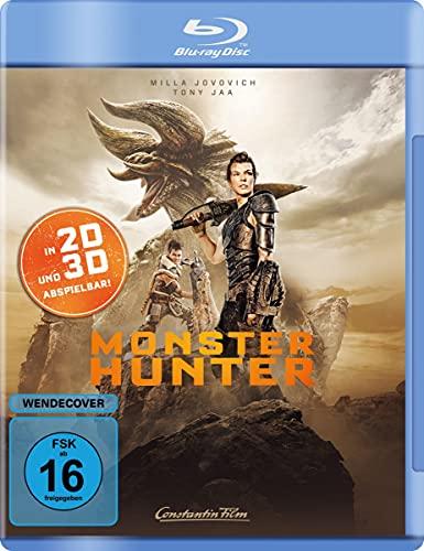 Monster Hunter [Blu-ray 2D und 3D]