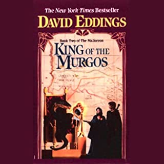 King of the Murgos audiobook cover art