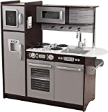 KidKraft Uptown Espresso Kitchen – Amazon Exclusive,Multi,43 x 18 x...