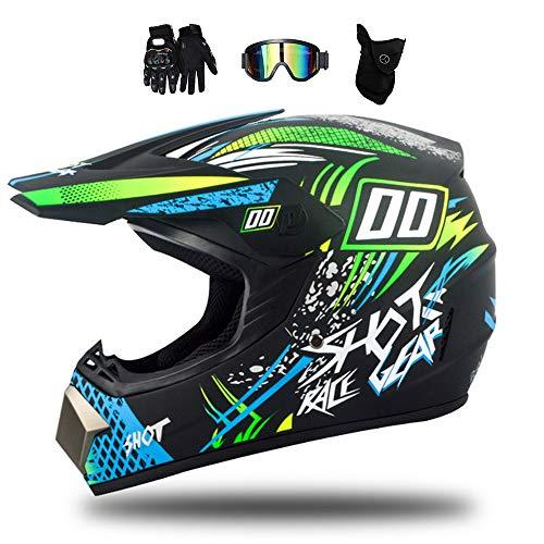 MRDEAR -   Fullface MTB Helm,