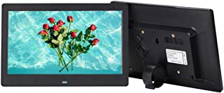 10.1 Inch Digital Photo Frame,1240x600 High Resolution Full IPS Display/Music/Video Player/Calendar/Alarm - with Remote Co...