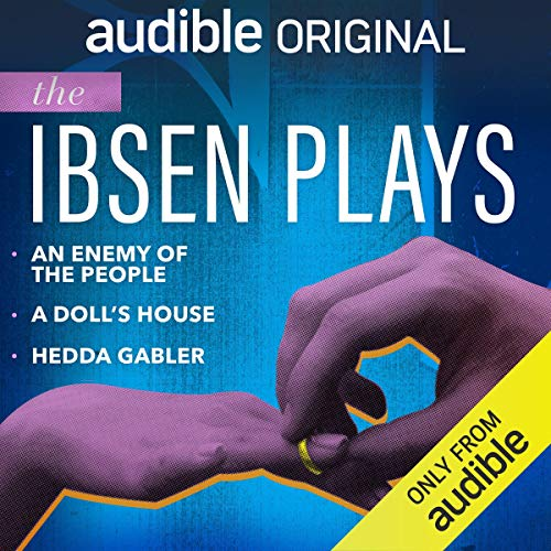 『Audible Theatre Collection: Ibsen』のカバーアート