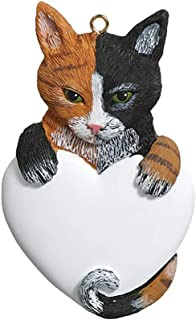 calico kittens ornaments