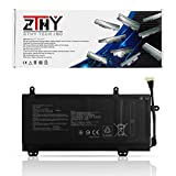 ZTHY New C41N1727 Laptop Battery Replacement for Asus Zephyrus GM501 GM501G GM501GM GM501GS ROG GU501 GU501GM GM501G-SEI006T GM501GS-EI015T Series Notebook 0B200-02900000 15.4V 55Wh