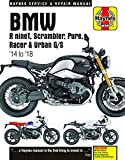 BMW R nineT, Scarmbler, Pure, Racer & Urban G/S (14 - 18): 2014 to 2018 (Haynes Powersport)