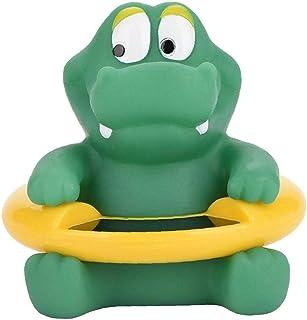 Baby Bath Thermometer Crocodile Digital Baby Floating Bath Toy Bathtub Thermometer