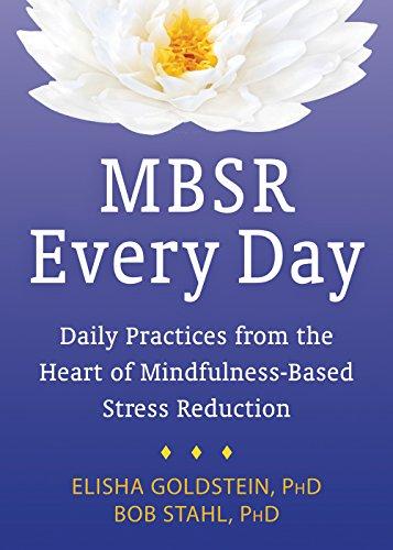 MIndfulness-Based Stress Reduction Workbook