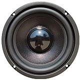 1 MASTER AUDIO MA16W/8 MA 16W/8 woofer professionale 16,50 cm 165 mm 6,5' 150 watt rms e 300 watt max 8 ohm 91 db sospensione in gomma, 1 pezzo