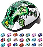 <span class='highlight'><span class='highlight'>meteor</span></span> Helmet For Baby Kids Toddler Childrens Boys Cycle Safety Crash Helmet Small Sizes For Child MTB Bike Bicycle Skateboard Scooter Hoverboard Riding Lightweight Adjustable Breathable MV62