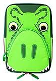 TabZoo Universal niños Dinosaurio Carácter Carcasa de la Funda de la Tableta con el código Postal de la Tablets 8 Pulgadas - T-Rex