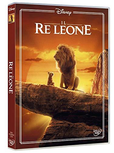 Il Re Leone - Live Action edizione 2021 ( DVD)