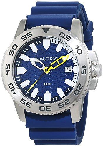 Nautica NSR 106NAI12527G Reloj de Pulsera Hombre