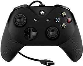 KOPOU Controlador de Jogo para Xbox One Xbox Série S/X Com Fio USB Wired Controller Gamepad Joystick Remoto Com Duplo Moto...