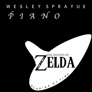ocarina of time piano