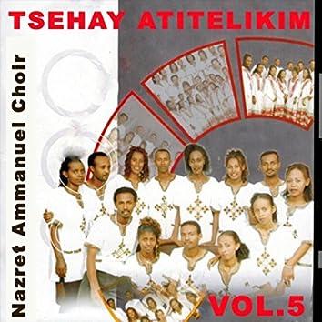Tsehay Atitelikim, Vol. 5