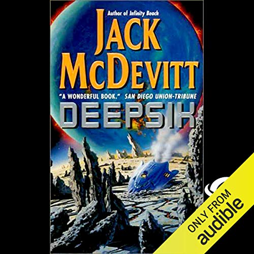 Deepsix audiobook cover art