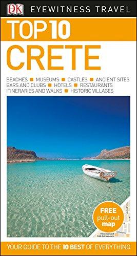 Crete. Top 10. Eyewitness Travel Guide (DK Eyewitness Travel Guide) [Idioma Inglés] (Pocket Travel Guide)