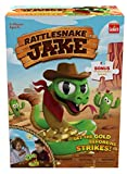 Rattlesnake Jake - Get The Gold Before He Strikes! Game - with Bonus 24pc Puzzle by Goliath, Multi Color...