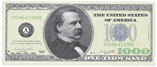 1000 bill real - 9