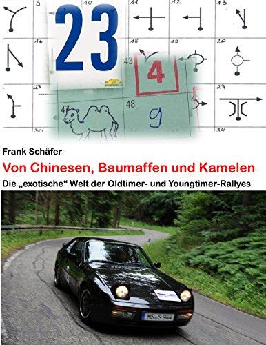 """Von Chinesen, Baumaffen und Kamelen: Die \""""exotische\"""" Welt der Oldtimer- und Youngtimer-Rallyes"""