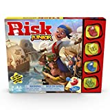 Hasbro Gaming Risk Junior Game: Strategy Board Game; A Kid's Intro to The Classic Risk Game for Ages 5 and Up; Pirate Themed Game