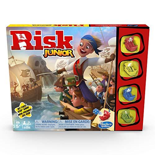 Hasbro Gaming Risk Junior Game Now $9.99