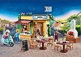 Juego Playmobil – Pizzeria con terraza – City Life – 70336