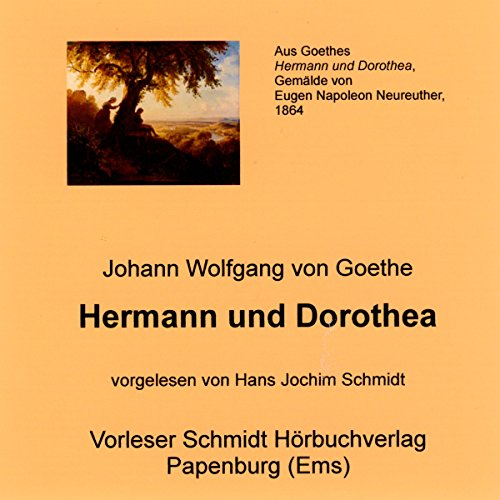 Hermann und Dorothea audiobook cover art