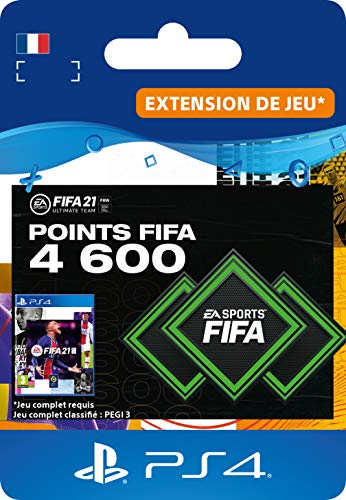 FIFA 21 Ultimate Team 4600 FIFA Points - Code PS4 (Version P