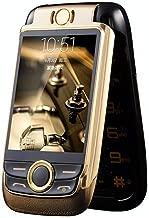 Peedeu Teléfono Móvil para Personas Mayores con Cámara, Teclas Grandes gsm Dual SIM Fácil De Usar para Ancianos,niños, Jóvenes