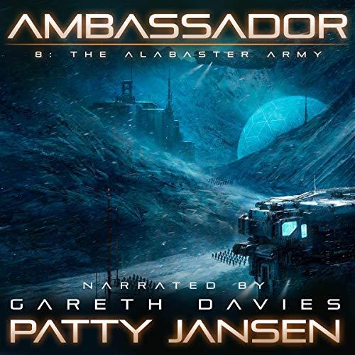 Couverture de Ambassador 8: The Alabaster Army