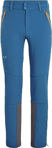 Salewa 00-0000026920, Pantalon de randonnée pour Homme, Homme, 00-0000026920, bleu