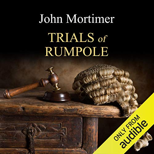 Couverture de The Trials of Rumpole