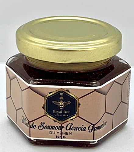 Miel dAcacia 125 G Soumour du Yémen - Naturel - Energisant -