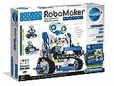 Clementoni- RoboMaker Started Set Robótica infantil, Multicolor, único (55331)