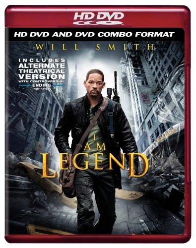 I Am Legend (Combo HD DVD and Standard DVD)
