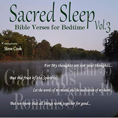 Sacred Sleep Vol. 3 cover art