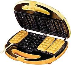 Nostalgia Electrics 2-in-1 Breakfast Treats Maker Waffle and toast